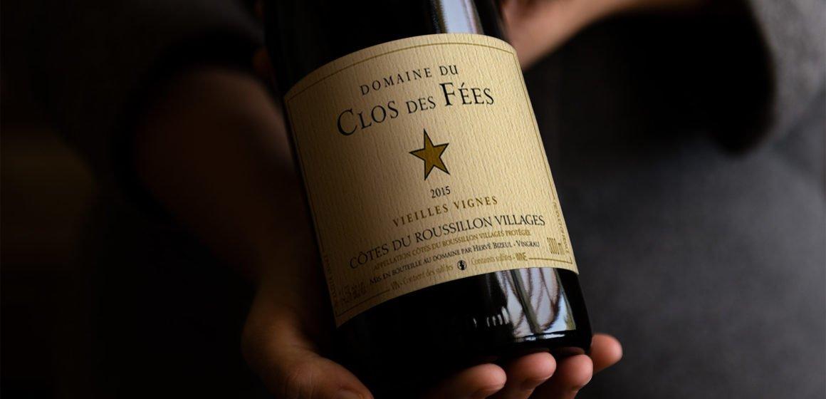 Domaine du Clos des Fées – 2015 – Vieilles Vignes Rouge